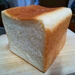 ル・ジャルダン・デュ・ベール - 料理写真:生クリーム食パン