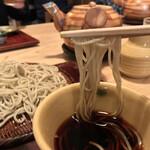 145295243 - 並木藪蕎麦(東京都台東区雷門)ざるそば