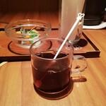 草思庵 チャング - 食後のコーヒー