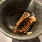 SUSHI BAR THE ƎND -縁戸- - から酒