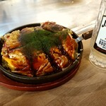 博多鉄板焼き 広島お好み焼き もんちゃん