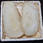 ベーカリーカフェ パン工房 ハイジ - ナン(2ヶ入り)