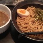 甚太郎 - つけ麺(並) 胚芽麺