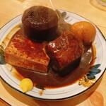 のぶ味 - 料理写真:味噌おでん