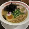 中華そば いぶし - 料理写真:青海苔塩中華そば