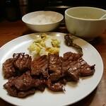杉作 - 牛タン大盛り定食