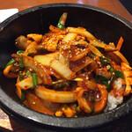 慶美 - 石焼イカ焼き