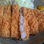 145308798 - やまと豚ロースかつ定食(中・150g)(1650円+税)