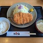 145308803 - やまと豚ロースかつ定食(中・150g)(1650円+税)