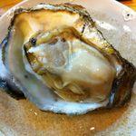 和料理 八車 - 岩牡蠣。