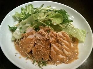 ぷんぷくまる そごう千葉店 - バンバンジー冷麺