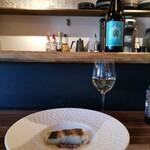 bistro Tiroir - 本日の鮮魚料理 皮パリッ リゾット付き