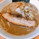 麺家 一鶴 - とんこつ・カツオ・鯖濃厚ラーメン 850円