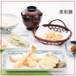 天ぷら新宿つな八 凛 - 【菜彩膳】1,575円