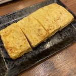 天ぷら酒場 NAKASHO - だし巻き