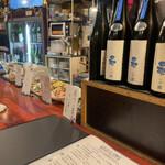 全国銘酒居酒屋 JAPANESE BAR -
