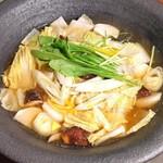 くすのき - 天然虎ふぐ鍋