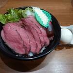 145327786 - 和風ローストビーフ丼