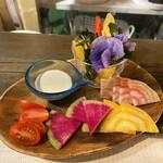 肉と鎌倉野菜の大衆イタリアン 北千住Beach  -