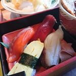 ご馳走家 ゆたか - ゆたか旬彩御膳、お寿司