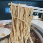 145337403 - ロース並チャーシュー麺(麺)