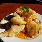 千里香 - 锅包肉。