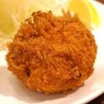 旬香亭 - カニクリームコロッケ