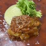 牛バラ肉とセロリのトマト煮込み~スペッツァティーノ~
