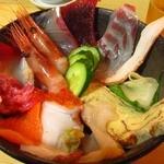 幸ずし - 海鮮丼