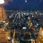 14534980 - 2012.08 和室掘りごたつ式からの眺望は栄まで一望