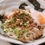 芝蘭 - 汁なし担々麺