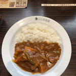 Kokoichibanya - グランドマザーカレー200グラム 10辛、クリーミータルタルソース