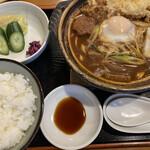 145343734 - 天玉にこみ定食(1450円)