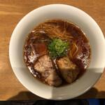 145343927 - 醤油らぁ麺