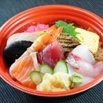さしみ茶屋 樽寿司 -