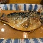 ずぼら - 鯖味噌