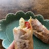 平野パン - 料理写真:ドライトマトとクリームチーズ