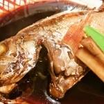 料理菜々 きりん - 沖めばるの煮付