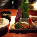 naka 蔵 - 味噌ハンバーグ