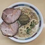 145354399 - 煮干味噌チャーシュー麺