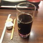 魚や一丁 - アイスコーヒー