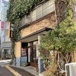六曜館珈琲店 - ホテルの入口