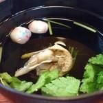 鰻松 - 肝吸い
