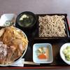 蕎谷戸 - 料理写真:セット