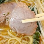 なかむら屋 - 料理写真:チャーシューリフト