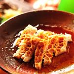 焼肉 激 - ハチノス(第二の胃)イタリア料理でいうトリッパです(*^_^*)