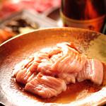 焼肉 激 - てっちゃん(大腸)希少部位の為、売り切れる前にご注文ください!
