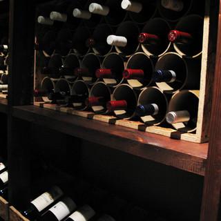 ご一緒にお選び頂けるウォークインワインセラー