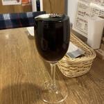 Nikubarugabutto - がぶ飲みワイン(赤)♪