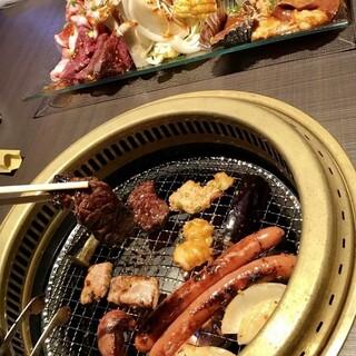 1月新たに焼肉『金肉』増設‼️只今オープニングキャンペーン中